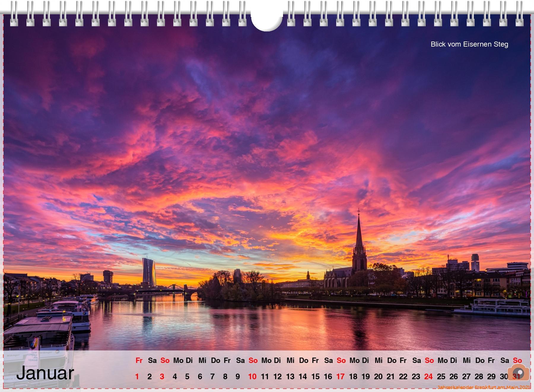 Frankfurt Kalender